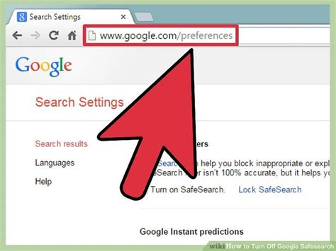 Okay Search 3 Easy Ways To Turn Safesearch With Pictures