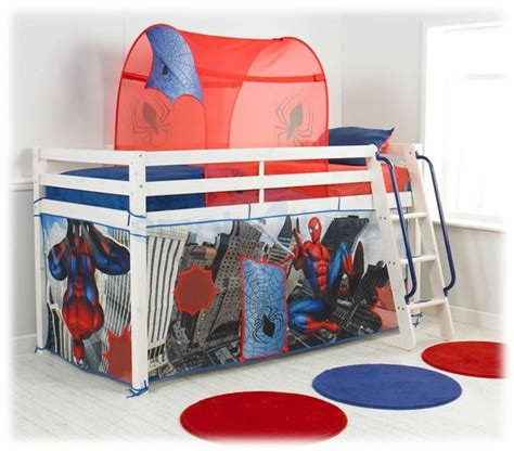 spiderman bunk bed spiderman bed bing images just for urijah