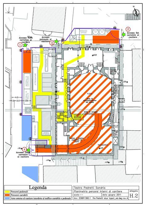 layout di cantiere wikipedia sociale theatre in sondrio health safety co ordination con