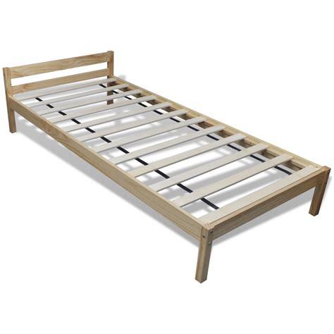 Matratze 180 X 90 by Der Holz Bett 200 X 90 Cm Mit Matratze Shop Vidaxl De