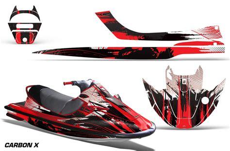 Kawasaki Jet Ski Sticker Kit by Kawasaki Sport Tourer 1100 Stx Jet Ski Graphic Wrap Decal