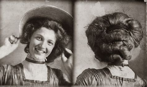 how to gibson girl hair edwardian victorian vintage retro the gibson girl s guide to glamor natural beauty