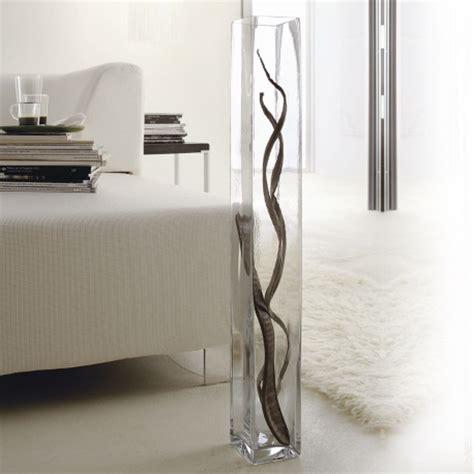 vasi da terra per interni moderni vaso grande da terra in vetro adriani e