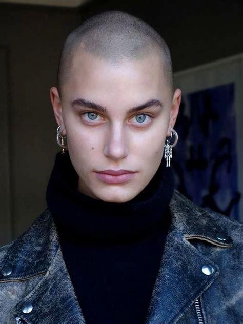 women getting hair buzzed and shaved best 25 bald women ideas on pinterest shaving head bald