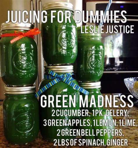Liver Detox For Dummies by Juicing For Dummies Recipes Juices