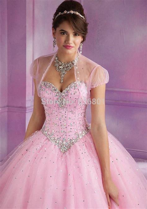 de quinse y sela cojen vestidos de gala rosados vestidos fiesta 16 a 241 os and