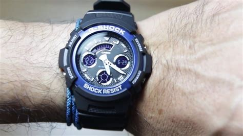 Casio G Shock Aw 591 2a Original casio g shock aw 591 2a