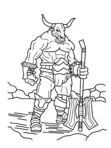 minotaur pixel related keywords suggestions long sketch template