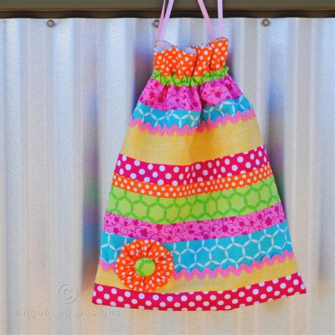 free pattern drawstring bag free drawstring bag pattern angel lea designs