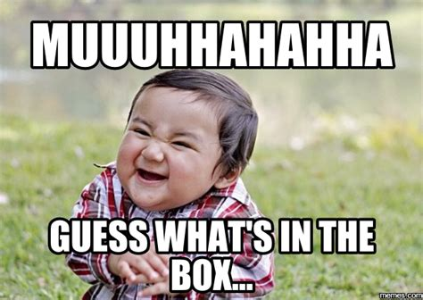 Whats In The Box Meme - home memes com