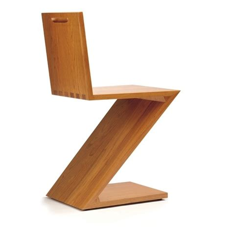 Zig Zag Chair by Sitting In And Blue Or Zigzag Designblog