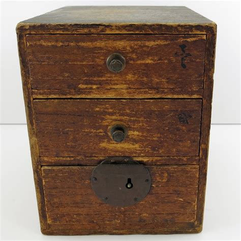 Drawer Translate by Small 3 Drawer 7 1 2 Quot High Chest With Writing Can