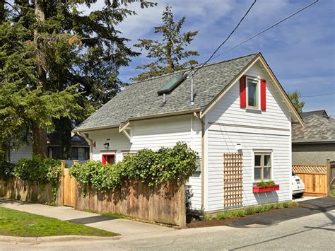 small house bliss a charming laneway cottage in vancouver smallworks