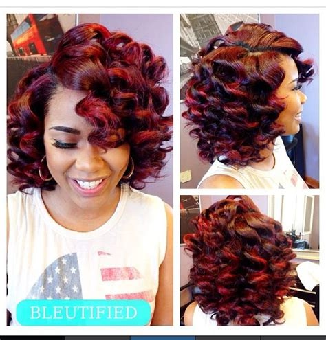 cute wand hairstyles wand curls