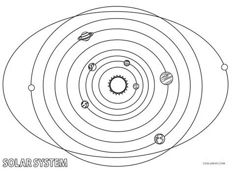 coloring page for solar system printable solar system coloring pages for kids cool2bkids