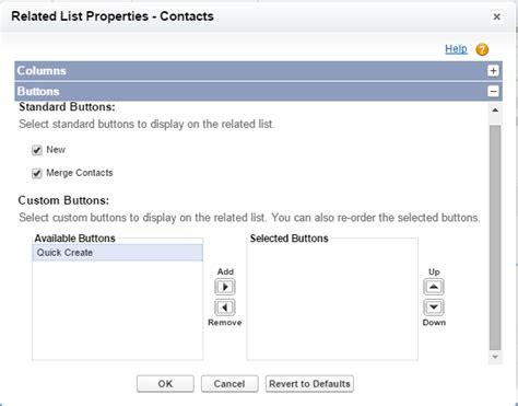 javascript button layout salesforce list button javascript exles