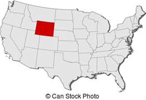 united states map with arkansas highlighted wyoming stock illustrations 1 326 wyoming clip images
