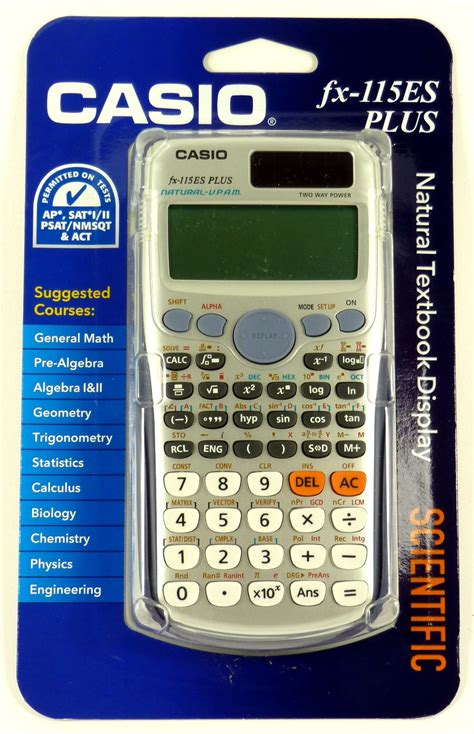 Casio Fx 991es Plus Scientific Kalkulator 2b9k casio fx 115es plus scientific textbook display calculator 79767171131 ebay