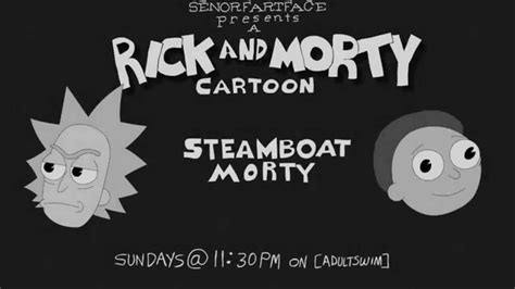 steam boat song steamboat morty youtube