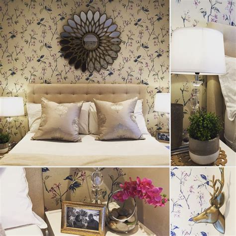 1000 images about guest bedroom on pinterest dusty rose love lemon interiors guest bedroom update with flower