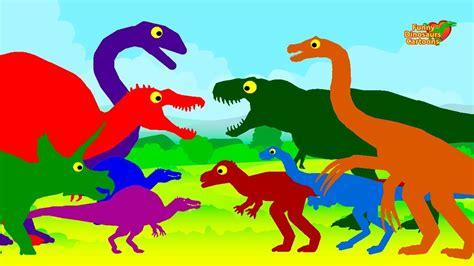 dinosurs for kids funny dinosaurs cartoons for children full episodes 201 doovi