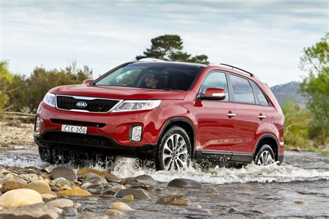 Kia Sorento Reviews 2013 2013 Kia Sorento Review Caradvice
