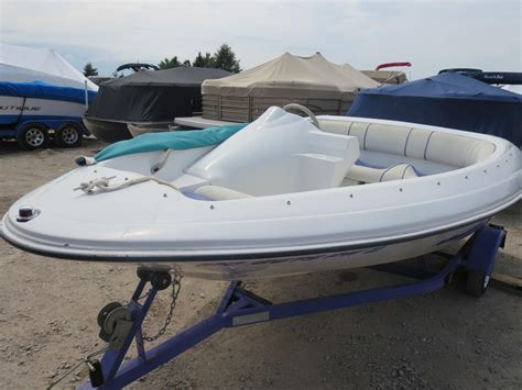 regal rush xp jet boat 1994 used regal rush jet boat for sale 2 200 traverse