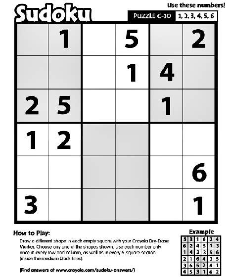 free printable kingdom sudoku sudoku c 10 coloring page crayola com