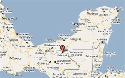 map of mexico chiapas awiu 187 awiu delegation to chiapas mexico november 2015