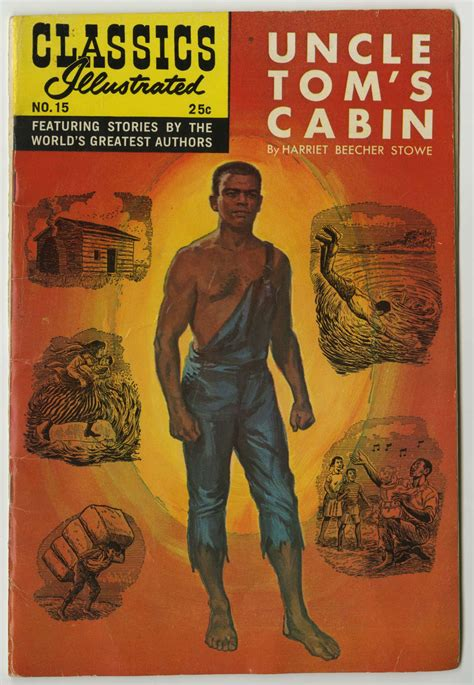 tom s cabin books classics illustrated tom s cabin 183 exhibitions