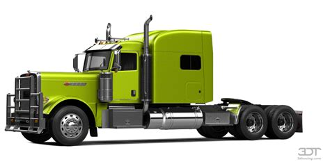 3dtuning of peterbilt 389 sleeper cab truck 2015 3dtuning unique on line car configurator