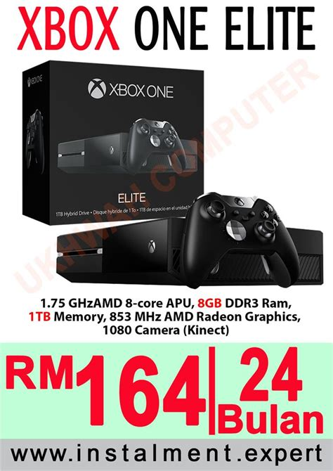 Harga Xbox One xbox one 1tb elite new ori har end 4 8 2017 8 32 am