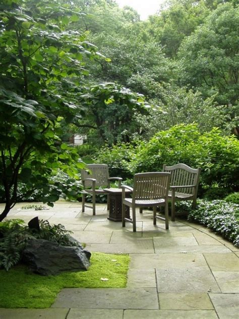 Secret Corner Garden Ideas Photograph Landscape Design Sec Corner Garden Design