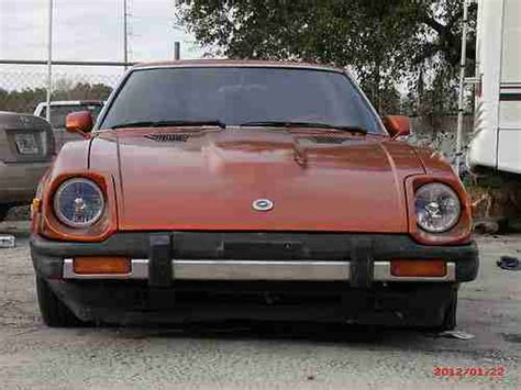 1979 datsun 280z sell used 1979 datsun 280z in kissimmee orlando florida