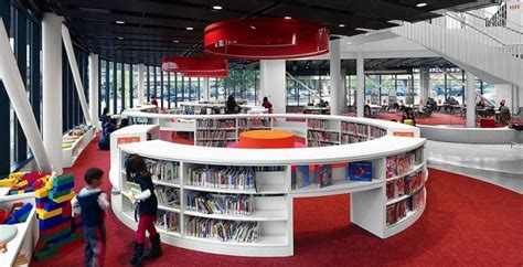 the best architecture public library design innovation best in library design aia names seven projects 2016
