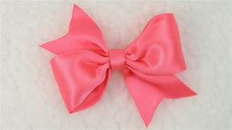 how to make a hair bow easy diy easy simple bow tutorial diy hair bow bow 7