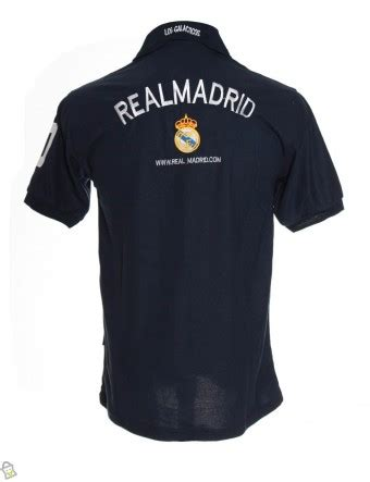 Polo Shirt Lengan Panjang Ralp Biru store co id baju pria real madrid polo shirt biru tua xl
