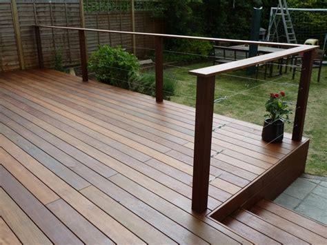 Decking Balustrade 1000 Ideas About Decking Handrail On