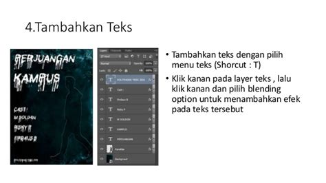 tutorial adobe photoshop cc 2015 tutorial poster menggunakan adobe photoshop cc 2015