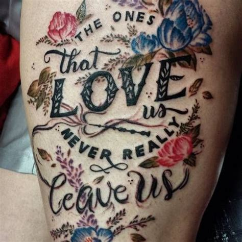 tattoo love movie and neither will this cool harry potter tattoo any time