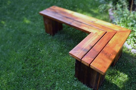 outdoor bench rustic wood outdoor bench abodeacious