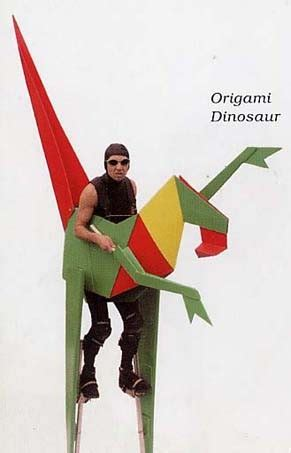 Origami Dinosaur Band - origami dinosaur band 28 images simple paper airplanes