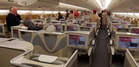 business class cabin emirates emirates business class flight reviews luxury travel