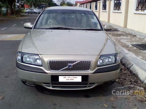 volvo sedan 2000 volvo s80 2000 lpt 2 0 in selangor automatic sedan gold