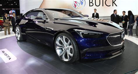 new holden monaro buick avista concept could preview new holden monaro