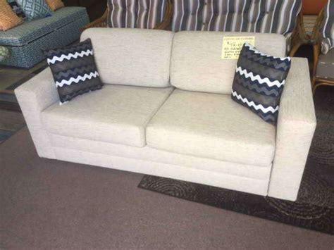 fabric sofa gold coast sofa beds gold coast foam world