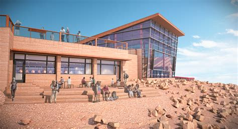 House Hours by Pikes Peak Summit House Architect Magazine Gwwo Inc