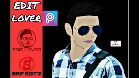 tutorial vector picsart vector artwork edit in picsart youtube