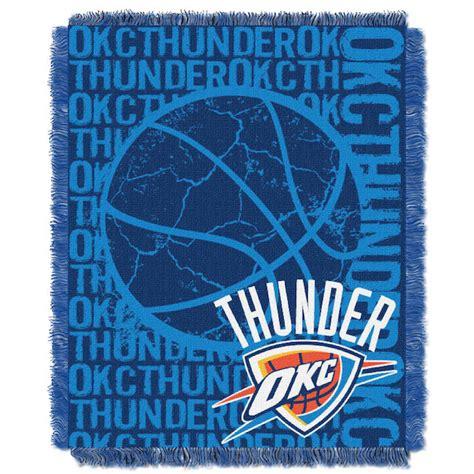 okc thunder bedroom nba oklahoma city thunder tattoo 48x60 triple woven