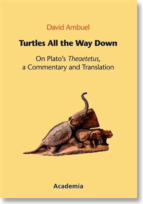 turtles all the way 0241335434 ambuel david turtles all the way down